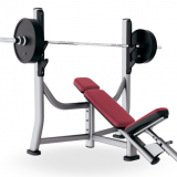 CM-0629 Incline Bench Press Commercial Weight Machines