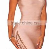 Fabric for bandage dresses