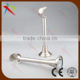 Modern design luxury curtain brackets/curtain rod holder for greece market                                                                         Quality Choice