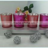 LOVE tealight glass for party