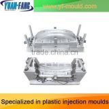Taizhou OEM 2014 Hot Sell New Design Plastic Injection bumper Mould Supplier