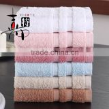 5 Star Hotel Standards 100% cotton Fiber satin Yarn Dyed FaceTowel                                                                         Quality Choice