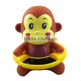 Monkey Baby water bath thermometer with cartoon various shape