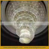 factory directly sale ceiling designs hotel chandelier lighting &custom made lamp