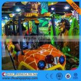 Jungle safari Amusement Rides,electric toy train