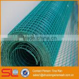 Hebei Shuolong supply 4ft. x 50ft. 14-Gauge Green plastic coated wire mesh roll garden fencing