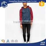 China wholesale high quality pullover oem service bulk dri fit pocket two color for man dyed for adult all over print hoodies