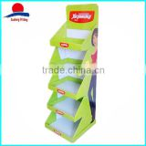 2016 Supermarket Promotion Pop Strong Cardboard Display Stand Boxes                                                                         Quality Choice