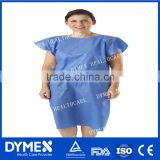 Disposable Nonwoven Surgical Exam Gown