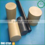 China medical industries high property hard soild plastic PPS-HPV TECHTRON PPS material rods