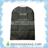 Simple PP non woven printed back-pack suit cover garment Cover