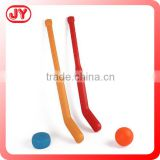 Healthy high quality sport toy Ice hockey ball play set hockey balls with EN71 ASTM 6P