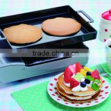 "The iron plate of 3.2mm thick burning ""kawaii squishy ""mini pancake"