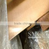 Silicon Bronze Sheet for Sculpture, HSi80-3 C69400 yellow brass sheet with silicon, din 2.0855 silicon nickel chromium copper