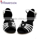 Fashionable high quality woman's latin/salsa/tango dance shoes