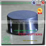 high quality 1008 PDC cutters for oil/coal drill bits for coalfield drilling-diamond milling cutter