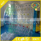 Giant rolling inside inflatable water ball swimming pool inflatable water roller for summer