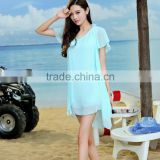 Wholesale custom fashionable dress for fat women or xxl size women casual dress and women dress for sex with low prices