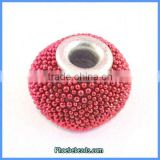 Wholesale Fashion Indonesia Style Resin Jewelry Beads PCB-M100549