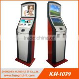 bill payment kiosk / Ticket vending machine / banknote acceptor kiosk machine                                                                         Quality Choice