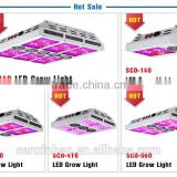LED grow light, 3 modes for 3 growth stage. suitable for flower room, indoor garden. Saga Sco-560w