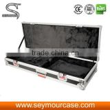 Custom Guitar Case Waterproof Shockproof Aluminum Case Aluminum Case With Foam Padding