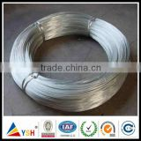 2016 Alibaba manufacturer 1.6-2.5mm galvanized wire/ galvanized iron wire black annealed wire (really factory ISO 9001)