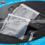 OEM Manufacturer and Wholesaler Stand up Multifunction Color Zipper Top Cheap Custom Bikini Packaging Swimwear PVC Bag