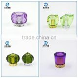 nice perfume bottle cap for women's perfume packaging