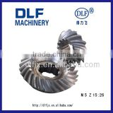 spiral bevel gear manufacturers