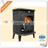 cast iron wood heater stove fireplace OEM China aluminum die casting foundry sand casting foundry iron casting foundry