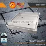 Smart Waste Concrete Driveway Sewer Used Drain Cover