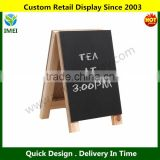8 inch Tabletop Mini Freestanding Wooden Easel Blackboard / Display Chalkboard Sign / Message Memo Board YM6-312                                                                         Quality Choice