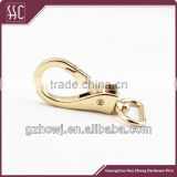 swivel snap hook,fashion metal buckle for bag accessories,metal fittings for leather bags