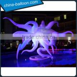 colorful inflatable lighting party decorations infaltable led star