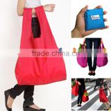 Shopping Travel Shoulder Reusable Bag Pouch Tote Handbag Folding Reusable Bag 56*31mm