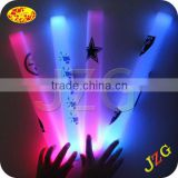 2016 Concert Party Lighting Led Foam Stick, Led Foam Glow Stick, Light Up Led Foam Stick With Logo