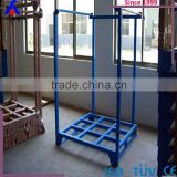warehouse stackable rack post pallet wide use heavy duty tire storing equipment factory manufacturor
