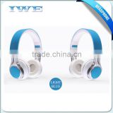High quality top selling bulk buy 3.5 mm plug mobile phone headphone wired with mirophone gift box