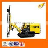 Hydraulic rotary integral open air track drilling rig,reverse air track mounted drilling rigs for mine or industrial