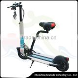 Factory directly supply folding design stand up electric bike 6.5 inch electric bike Made in China