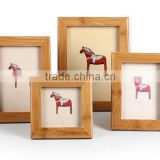 001 Lovely Bamboo/Wood Photo Frame