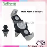 Diagonal Design 360 Degree Rotating With Ball Joint Connect Air Vent Special Car Holder For Mobile