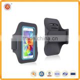 neoprene smart phone pouch , sport armband for Samsung Galaxy S4 cellphone arm bag holder