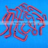 For Nissan Silvia/180SX/200SX S13 CA18DET Silicone Radiator RED Hose