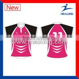 Wholesale Rugby League Jerseys, National Rugby Jerseys, Short Sleeve Custom Rugby Shirts