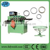 Steel Wire Ring Making and Welding Machine