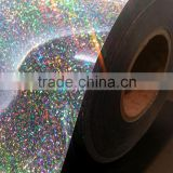 GIO-HOLO / PU HOLOGRAM SHINY PRISMATIC VINYL FOR TEXTILE HEAT TRANSFER FILM CAD PLOTTER CUT