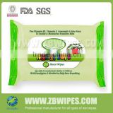 FDA Approved Skin Care Wet Wipes for KIds and Babies
