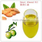 bulk manufacturer wholesale natural pure apricot kernel Oil/organic sweet almond oil price